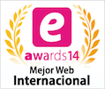 eaward winner 2014